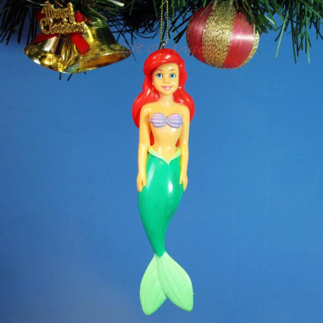 Decoration Ornament Home Xmas Party Tree Decor Disney Mermaid Beauty Ariel *N106