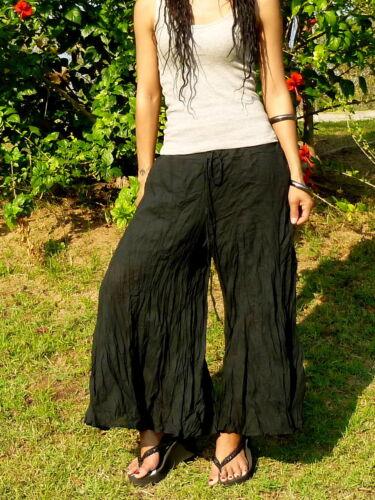 Oversize Pantalon De Harem Sarouel Palazzo Pants Hippie Aladdin *Plus Size* KM-F