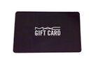 $25 MAC Cosmetics Gift Card