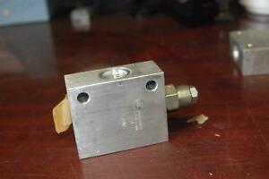 Sun hydraulics EDJ 8JA7 valve