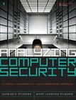 Analyzing Computer Security: A Threat / Vulnerability / Countermeasure Approach by Charles P. Pfleeger, Shari Lawrence Pfleeger (Hardback, 2011)