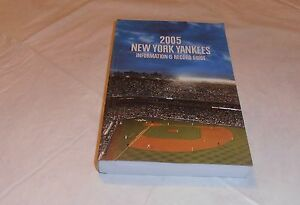 2005-NEW-YORK-YANKEES-INFORMATION-amp-RECORD-GUIDE