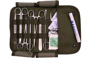 Military-Style-Surgical-Instruments-Kit-Minor-Surgery-Emergency-Black
