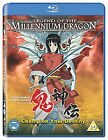 Legend Of The Millennium Dragon (Blu-ray, 2011)