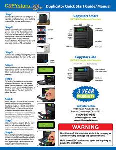 Copystars-DVD-CD-Duplicator-1-1-auto-start-Sony-Liteon-dual-layer-burner-copier