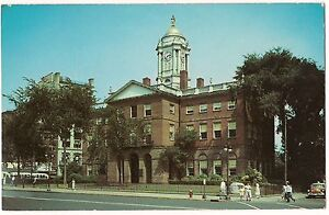 The-OLD-STATE-HOUSE-Downtown-Hartford-Connecticut-CT-POSTCARD