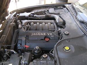 jaguar xj8 vanden plas engine 2000 2001 2002 2003 ebay. Black Bedroom Furniture Sets. Home Design Ideas