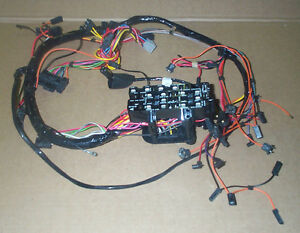 Jeep Cj Oem Dash Wiring Harness Cj5 Cj6 Cj7 Oem Nos Ebay