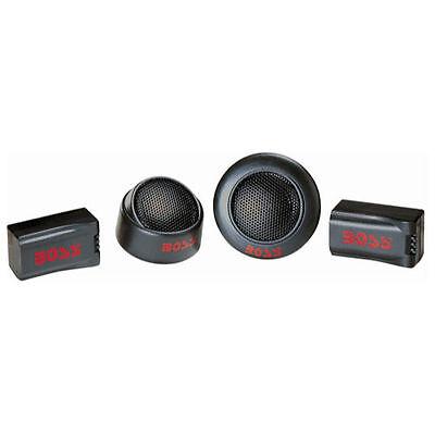 "New BOSS AUDIO SYSTEMS TW15 Car Audio Tweeter 1"" 250W"