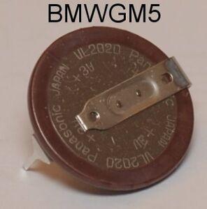 panasonic vl2020 battery for bmw e46 e60 e90 key fobs ebay. Black Bedroom Furniture Sets. Home Design Ideas