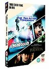 The Day After Tomorrow/Phone Booth/Road To Perdition (DVD, 2006, 3-Disc Set, Box Set)