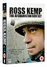 Ross Kemp - Afghanistan Collection (DVD, 2009, 4-Disc Set, Box Set)