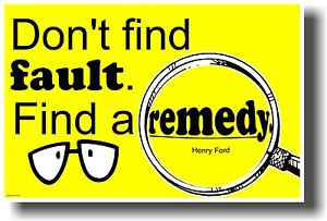 NEW-SCHOOL-CLASSROOM-POSTER-Dont-Find-Fault-Find-a-Remedy-Henry-Ford