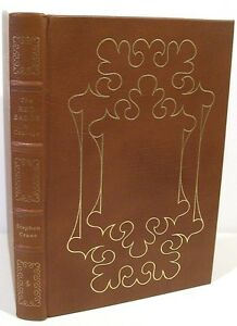 The-Red-Badge-of-Courage-by-Stephen-Crane-Easton-Press-1971-Full-Leather