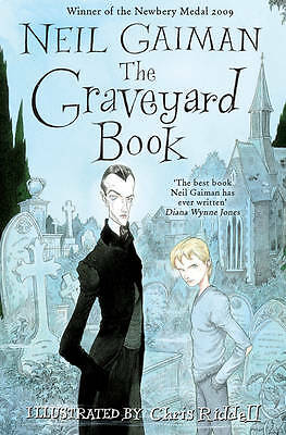The Graveyard Book by Neil Gaiman (Paperback, 2009)