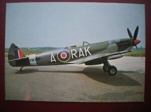 POSTCARD RP AIR SPITFIRE LF XVLE RW386  VICKERS ARMSTRONG SUPERMARINF - Tadley, United Kingdom - Full Refund less postage if not 100% satified Most purchases from business sellers are protected by the Consumer Contract Regulations 2013 which give you the right to cancel the purchase within 14 days after the day you receive th - Tadley, United Kingdom