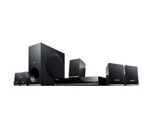 NEW-Sony-DVD-Home-Theater-System-DAVTZ140-300W-5-1-channel-Surround-Sound