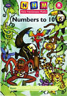 New Heinemann Maths: Reception: Numbers to 10 Activity Book (8 Pack) by Pearson Education Limited (Multiple copy pack, 1999)