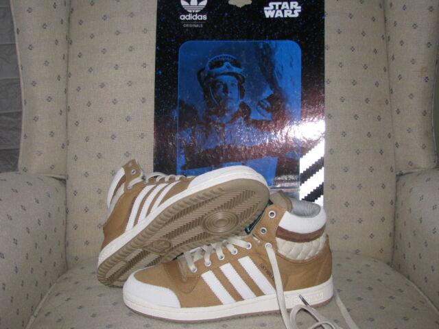 ADIDAS ORIGINALS STAR WARS HOTH LUKE SKYWALKER Shoes Han Solo Vader US 10/UK 9.5