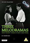 Ozu - The Melodrama Collection (DVD, 2012, 2-Disc Set, Box Set)