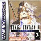 Final Fantasy VI (Nintendo Game Boy Advance, 2007) - European Version