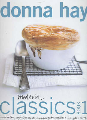 Modern Classics by Donna Hay (Paperback, 2002)