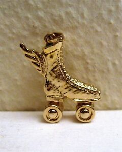 4-Roller-Derby-Winged-Skate-Old-Vending-Machine-Charms