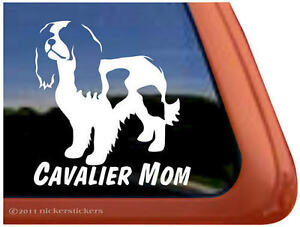 CAVALIER-MOM-Cavalier-King-Charles-Spaniel-Dog-Window-Decal-Sticker