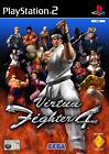 Virtua Fighter 4 (Sony PlayStation 2, 2002, DVD-Box)