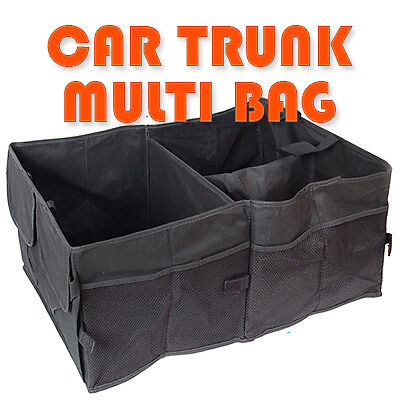 Car Trunk Cargo Organizer Collapsible Storage For RENAULT 2009-2013 Fluence /SM3