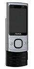 Nokia  Slide 6700 - Aluminium (Ohne Simlock) Smartphone