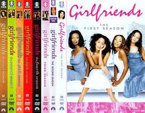 Image Is Loading Girlfriends Complete Series Season 1 8 2