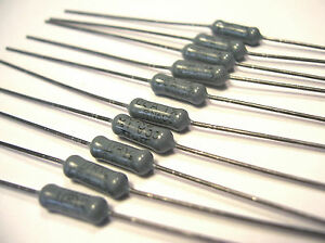 10-Pack-TRW-IRC-RN60C-47-5-OHM-1-CONFORMAL-COATED-PRECISION-METAL-FILM-RESISTOR