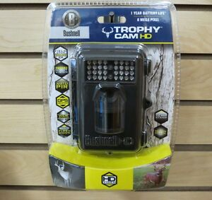 New-2012-Bushnell-Trophy-Cam-8MP-HD-Video-Scouting-Game-Stealth-Camera-119437C