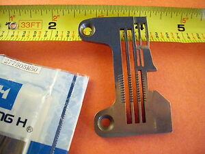 PEGASUS-EX5214-EX5212-EX5214-OVERLOCK-SERGER-NEEDLE-THROAT-PLATE-277505R50