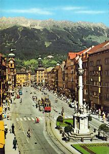 Autriche-Innsbruck-Maria-Theresien-Strasse