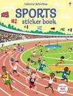 Sports Sticker Book by Fiona Watt (Paperback, 2011)