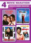 4 Movie Marathon: Romantic Comedy Collection (DVD, 2011, 2-Disc Set)