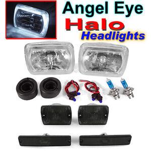 1994 jeep wrangler fuse panel diagram 1994-1995 jeep wrangler yj halo clear headlights + smoke ... #5