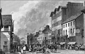 105-Old-Pictures-of-Lancashire-1831-50-Liverpool-16-Manchester-other-Towns