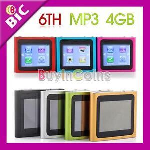 1 gb mp3 mp4 player radio: