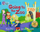 Going to the Zoo: Band 04/Blue: Blue/Band 04 by Reece Cox (Paperback, 2012)