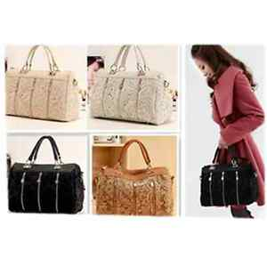 Luxury-New-Handbag-Cute-Womens-Lace-Shoulder-bag-HOT-Shopping-Tote-0709
