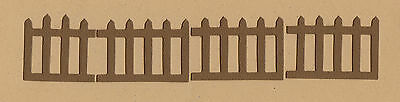 Your choice of colors on Mini Fences & Gates Die Cuts - AccuCut