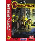 Shadowrun (Sega Genesis, 1994)