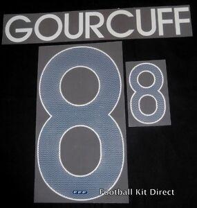 France-Gourcuff-8-2011-Football-Shirt-Name-Set-Kit-Home