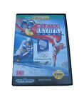 The XVII Olympic Winter Games Lillehammer 1994 (Sega Genesis, 1993)