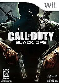 call of duty 4 wii