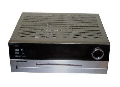 harman kardon avr 635 7 1 channel 90 watt receiver ebay. Black Bedroom Furniture Sets. Home Design Ideas