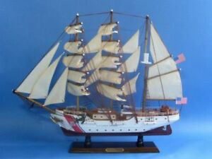 USCG-Eagle-21-034-Scale-Coast-Guard-Wooden-Ship-Model